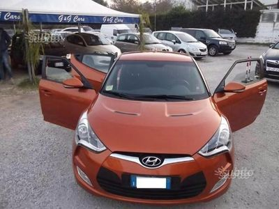 usata Hyundai Coupé Veloster 1.6 GDI Comfort