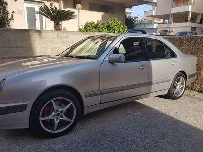 usata Mercedes E270 CDI cat Classic