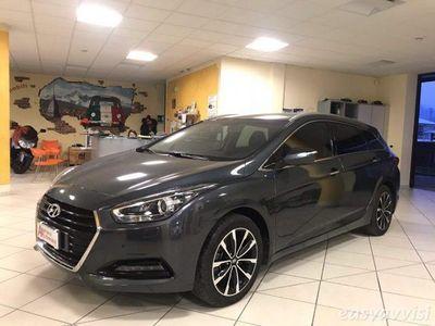 used Hyundai i40 wagon 1.7 crdi 141 cv style - km certificat diesel