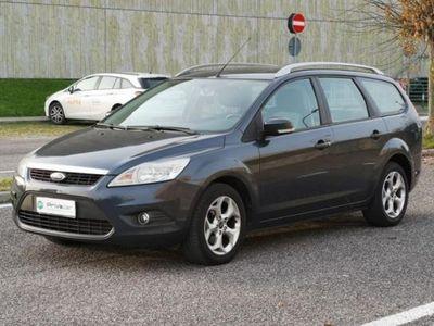 brugt Ford Focus 1.6 TDCi (110CV) SW Ikon DPF
