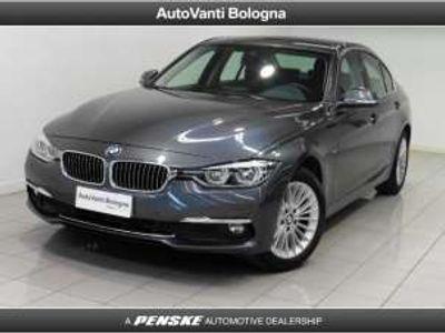 usata BMW 318 d luxury diesel