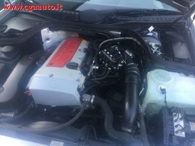 begagnad Mercedes CLK200 Kompressor cat Cabrio Elegance Evo