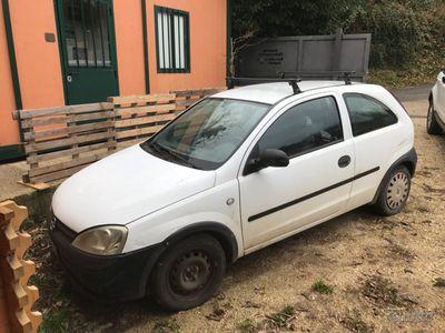 usata Opel Corsavan Corsa 1.7 16V CDTI cat 3 porte Enjoy