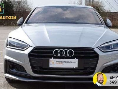 usata Audi A5 Sportback g-tron S-line 40 S-tronic