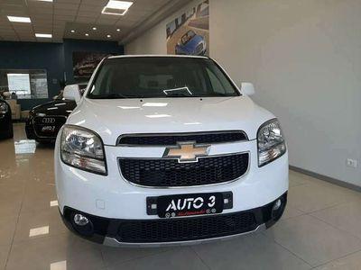 usata Chevrolet Orlando 1.8 GPL LT 7 posti