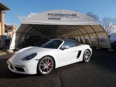 usata Porsche 718 2.5 S 350cv pdk
