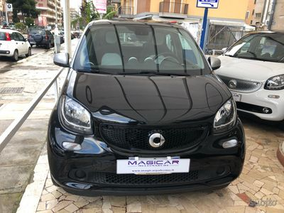 brugt Smart ForFour Passion Turbo - 2017