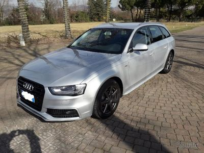 brugt Audi A4 177 CV 4x4 S.LINE NAVI 2014 DIESEL
