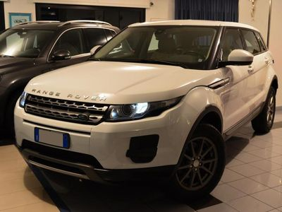 usata Land Rover Range Rover evoque 2.2 TD4 5p 150Cv Pure Tech 4x4