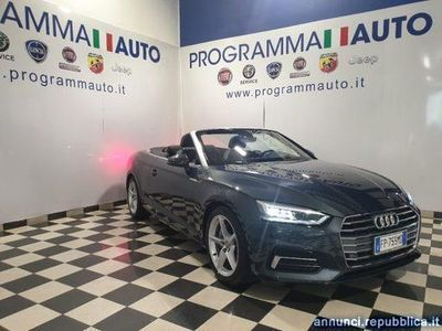 used Audi A5 Cabriolet 2.0 TDI 190 CV S tronic Business Sport