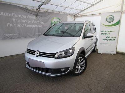 gebraucht VW Touran Cross 2.0 Tdi Bi-xenon*pdc*sitzheizung