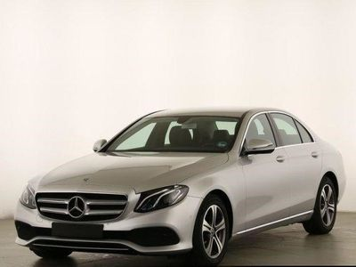 used Mercedes E220 Avantgarde LED Navi Media 6d-Temp Kamera