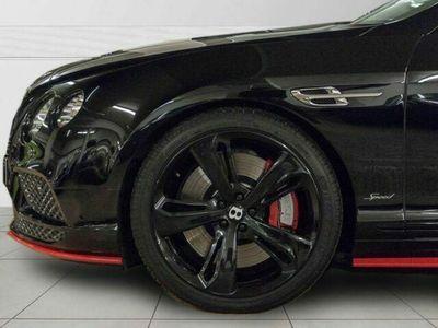 usata Bentley Continental GT W12 Speed - Black Edition