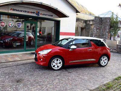 usata DS Automobiles DS3 1.6THP 155cv Sport Chic, UNICO PROPRIETARIO!