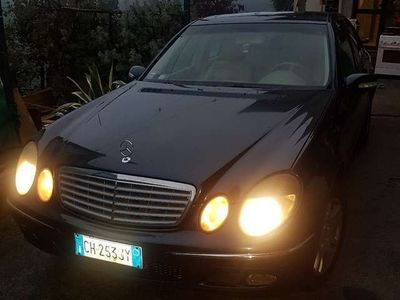 usata Mercedes C270 CDI cat Avantgarde