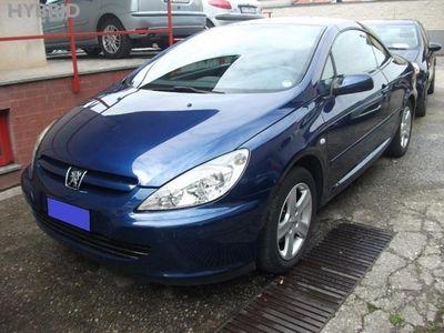 usata Peugeot 307 CC 1.6 16V rif. 7005918