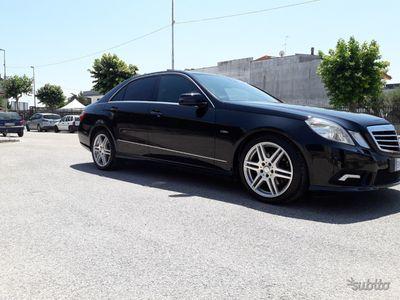 usata Mercedes E250 ClasseAMG 2011