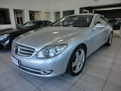 usado Mercedes CL500 sport impeccabile