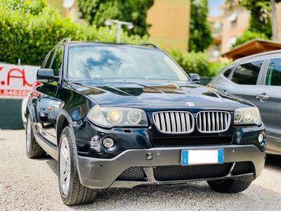 usata BMW X3 3.0 SD 286cv 4x4 TETTO NAVI PELLE AUTOMATICA