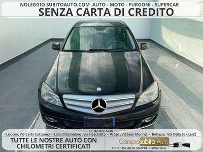 usata Mercedes C250 cdi blueefficiency elegance