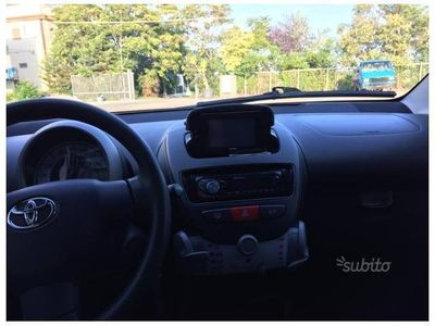 usata Toyota Aygo 1.0 12V VVT-i 5 porte Lounge Connec