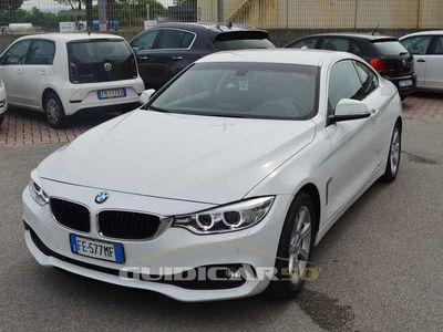 usata BMW 420 d Coupé
