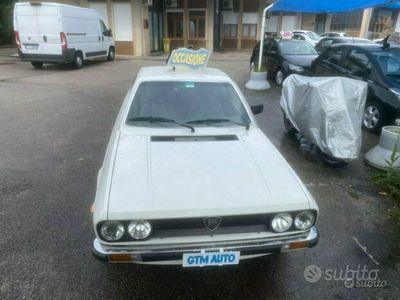 usata Lancia Beta Berlina - 1983 1.6 coupe auto storica