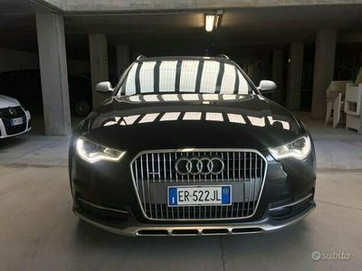 usata Audi A6 Allroad A6 allroad 3.0 TDI 245 CV clean diesel S tronic Advanced