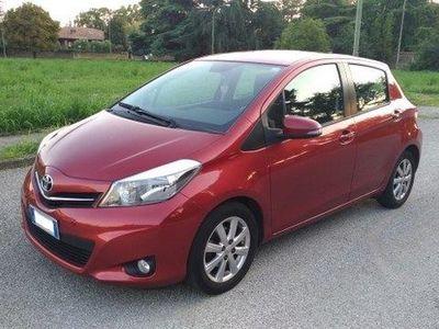 usata Toyota Yaris usata Diesel del 2013 - 47000km