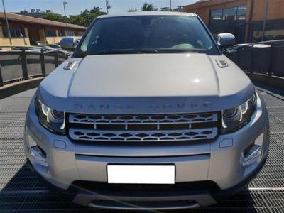 brugt Land Rover Range Rover evoque 2.2 SD4 PRESTIGE DYNAMIC 190CV 3P