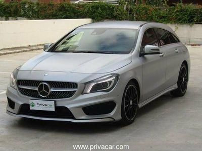 usata Mercedes 200 CLA - C/X 117 SBd (cdi) Premium auto