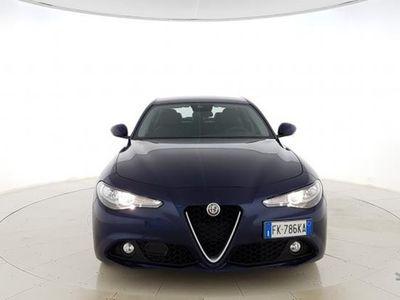 usata Alfa Romeo Giulia 2.2 turbo diesel 150 cv at8 super