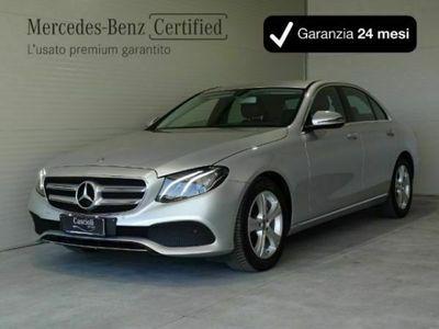 usata Mercedes E220 Classe EAuto Business Sport