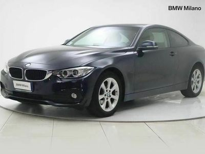 usata BMW 420 d xDrive Coupé