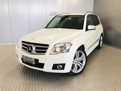usata Mercedes GLK320 CDI 4matic SPORT UNICOPROPIETARIO rif. 12335053