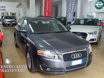 usata Audi A4 2.0 16V TDI Avant *KM ORIGINALI