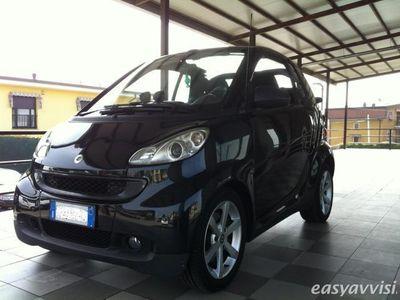 usata Smart ForTwo Cabrio 800 40 kw pulse cdi diesel