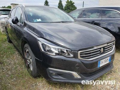 second-hand Peugeot 508 2.0 BlueHDi 180CV EAT6 S&S SW ''ALLURE''