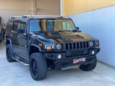 usata Hummer H2 6.0 v8 luxury gpl omologato