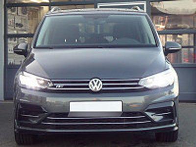 usata VW Touran Highline R-line Tsi Dsg +18 Zoll+acc+nav