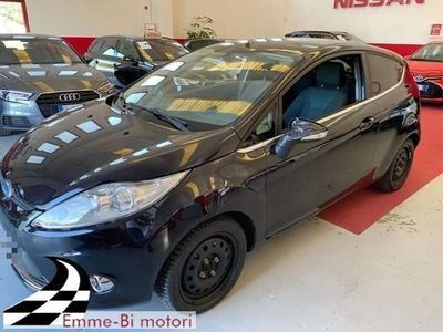 usata Ford Fiesta 1.6 TDCi 90CV 3 porte DPF