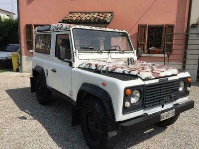 brugt Land Rover Defender Defender90 2.5 Tdi Station Wagon County