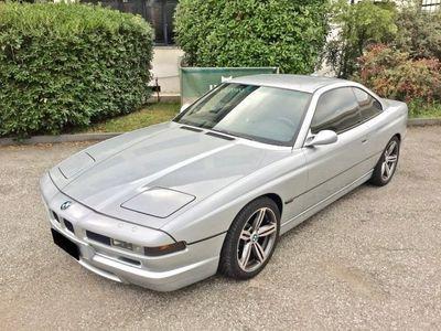 usata BMW 850 CSI MSPORT LIBRETTO TAGLIANDI