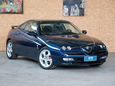 usata Alfa Romeo GTV 3.0i V6 24V cat L CRS Balduzzi