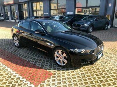 usata Jaguar XE 2.0 D Turbo 180CV aut. Prestige