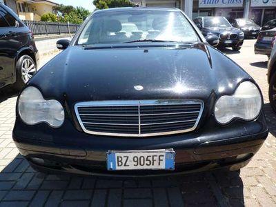 usata Mercedes C200 CDI cat Elegance
