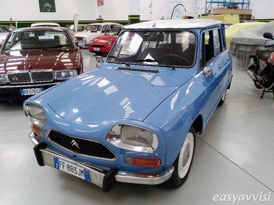 usata Citroën Ami 8 break iscritta asi e bicolore! benzina