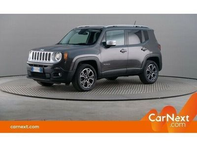 usata Jeep Renegade 2.0 Mjet 140cv Limited 4wd Aut