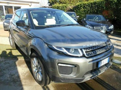 usata Land Rover Range Rover evoque 2.0 eD4 Coupé SE usato