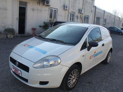 gebraucht Fiat Grande Punto 1.3MJT 75 3p.Van Actual 4pt